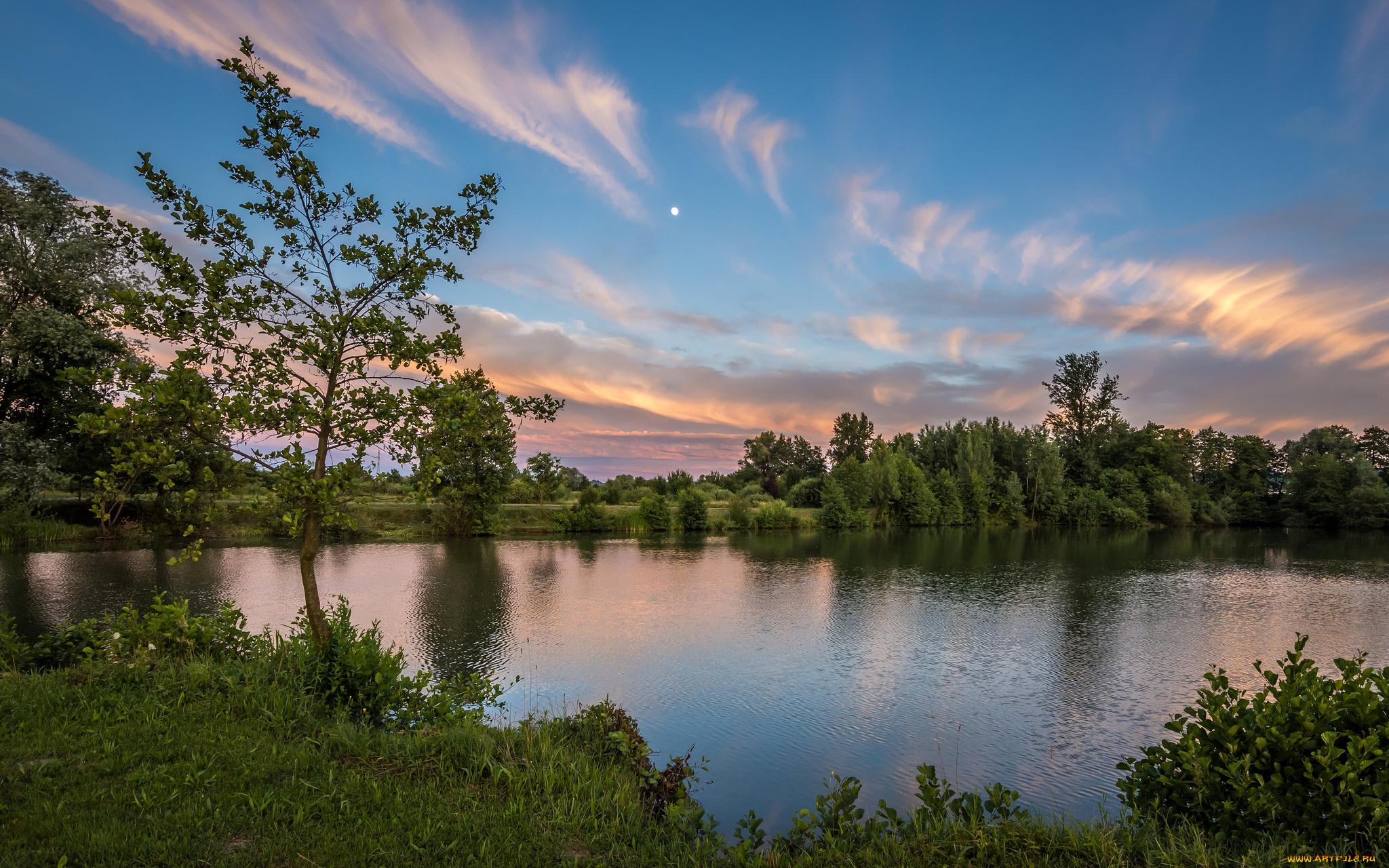Фото реки природы